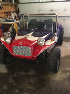 DUNE BUGGY 1969 PROJET