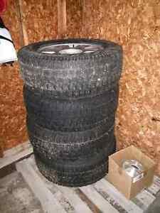 F150 Snow Tires 275/65 18 London Ontario image 3