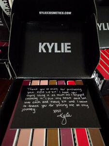 Brand new Makeup by Kylie Jenner Lip Kit Lipstick & Liner matte.