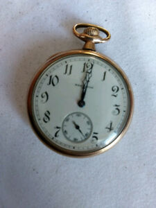 1922 Pocket Watch from Hamilton Watch of Lancaster