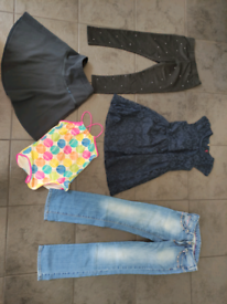 Girls bundle of clothes for 10-11 years old