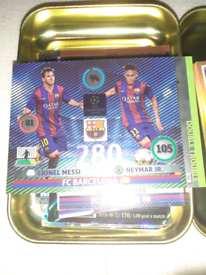 Messi and Neymar double trouble