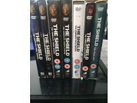 The Shield Series 1-7