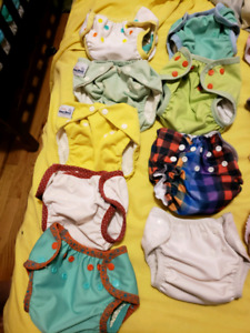 13 Miscellaneous Cloth diapers
