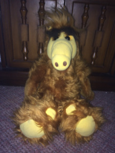 Alf the Alien from Tv (1986) Plush Stuffie 16 Inches Tall