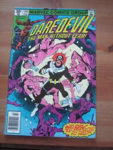 Daredevil #169 March 1981 2nd Elektra - Bullseye Marvel  Miller