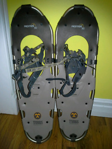 Tubbs Frontier 30 Snowshoes, 2 Rope Snowshoes (Benefits SPCA)