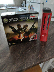 Xbox 360 + Accessories and Games