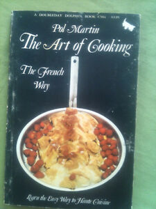 The Art of Cooking The French Way by Pol Martin