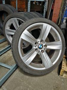 BMW E90,E91,E92,E93 4 Wheels