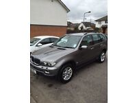 BMW X5 3.0 petrol great condition