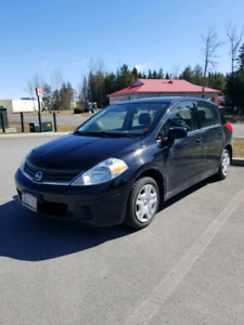 2012 NISSAN VERSA FREE WARRANTY!! JUST INSPECTED! ONLY $5900FIRM