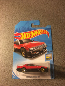 Hot Wheels 82 Skyline R30