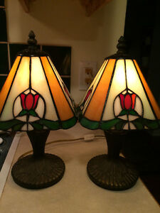 Lovely accent lamps