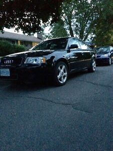 SELLING AUDI A6 FULLY LOADED COME TAKE A LOOK