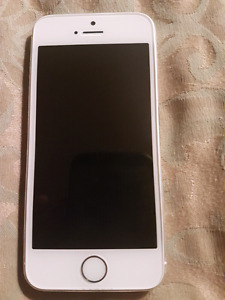 New iPhone 5s 16GB  Silver Videotron