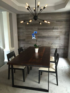 Barn Board Accent Walls - Reclaimed Accent Walls Kitchener / Waterloo Kitchener Area image 2