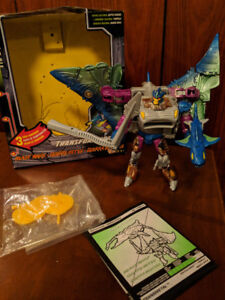 Transformers - Transmetal - Depth Charge Complete with Box