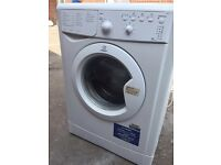 Indesit washing machine good condition free delivery £80