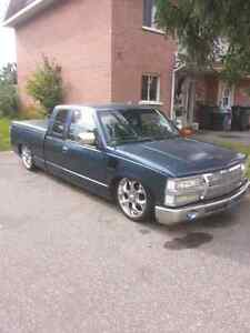 92 bagged chevy (trades for another truck)