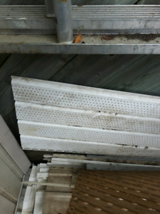 Siding and accessories