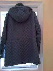 Quilted Jacket - Calvin Klein - Like New Peterborough Peterborough Area image 2