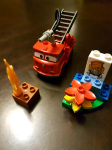 Red from Cars Duplo