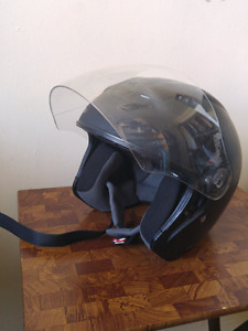 Casque moto ou scooter