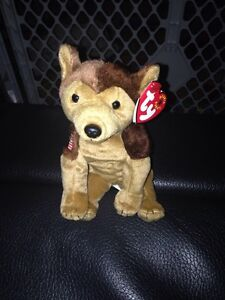 Courage beanie baby still with tags price firm London Ontario image 1