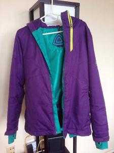 Snowboard Jacket size small