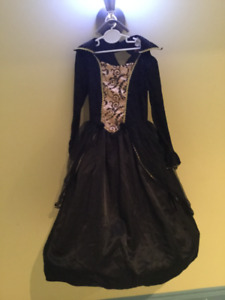 Halloween Costumes-Child Size 4-7 -Doctor,Queen,Witch, Mermaid