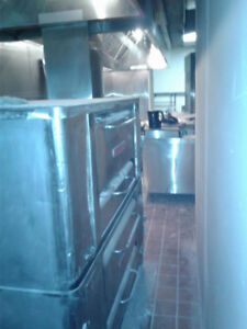 Double Deck N/T Gas Pizza Oven