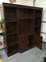 ENTERTAINMENT CENTER, NEED GONE