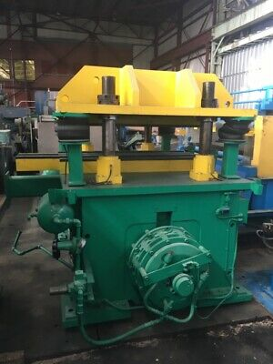 80 Ton Asc 4 Post Cutoff Press Yoder 59895
