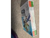 Star Wars books level 1 and 2