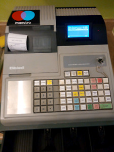 Uniwell LX-5700 Electronic Cash Register for sale