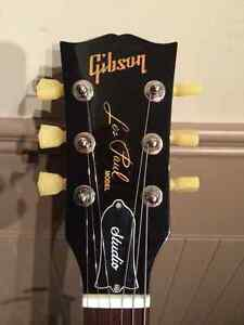 PERFECT CONDITION LEFT HANDED GIBSON LES PAUL Cambridge Kitchener Area image 2