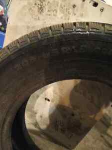 Nokian 205/65r15 winter tires