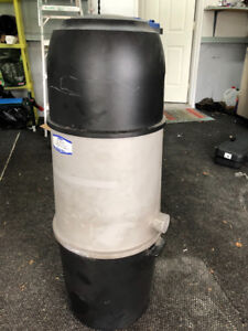 Fridigaire Central Vacuum Canister