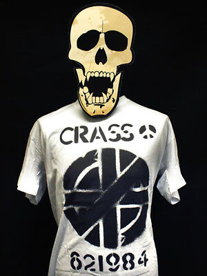 Crass - The Feeding Of The 5000 (inner) - T-Shirt - The Feeding Of The 5000