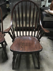 ***Wooden Chairs- Like new- Many available! Also Tables