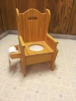 Kids potty chair