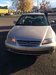 Honda Accord 2001 LX in mint condition