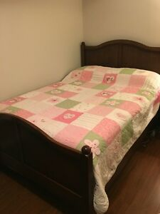 Pottery Barn queen size quilt