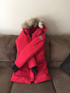 Canada Goose winter coat used for half of last year.