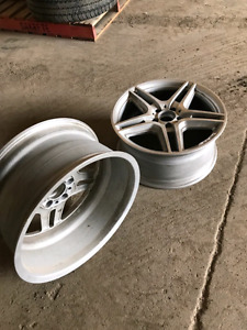 AMG mags for Mercedes-Benz