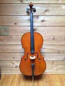 Beautiful 3/4 Gliga Cello For Sale North Shore Greater Vancouver Area image 1