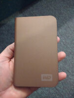 WD Elite 300 GB Portable Drive with Case