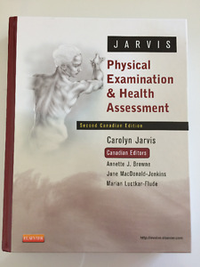 Physical Examination and Health Assessment - Canadian, 2nd Editi