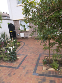 Gardener landscaper. Paving. Fencing. driveways. Artificial grass